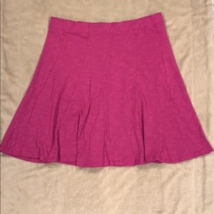 Horny Toad Skirt